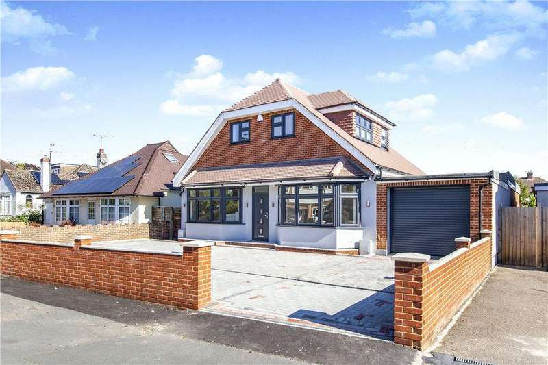 5 Bedrooms Detached House for sale in Laleham Road, Staines-upon-Thames, Surrey, TW18