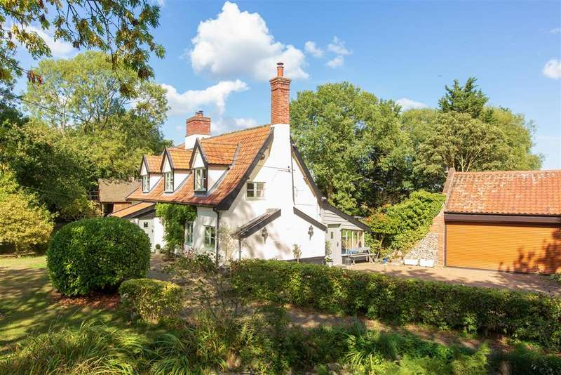 5 Bedrooms Detached House for sale in Silver Green, Hempnall, Norwich
