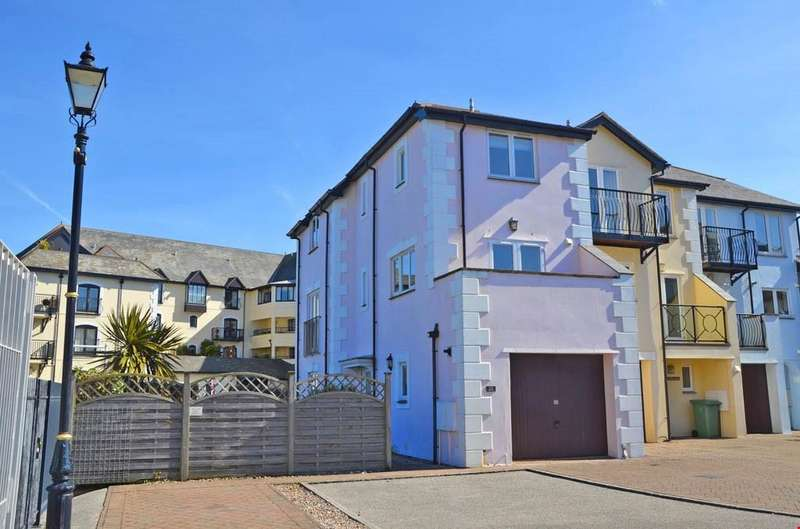 3 Bedrooms Semi Detached House for sale in Port Pendennis, Falmouth, South Cornwall, TR11