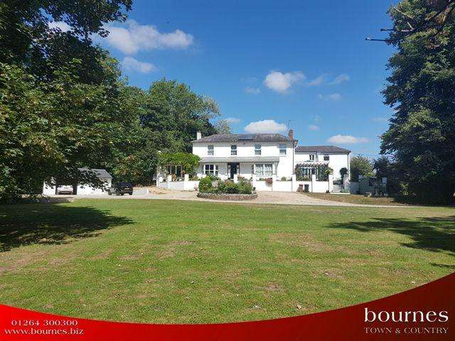 7 Bedrooms Detached House for sale in SALISBURY ROAD, ANNA VALLEY SP11