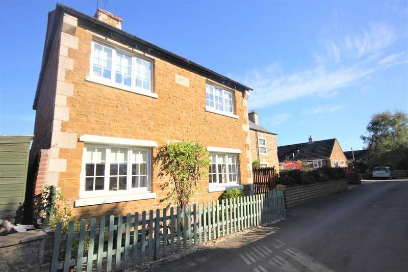 2 Bedrooms Cottage House for sale in Church Lane, Somerby