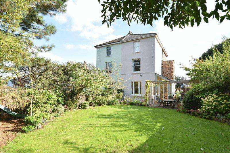 5 Bedrooms Semi Detached House for sale in Glentworth Road, Clifton