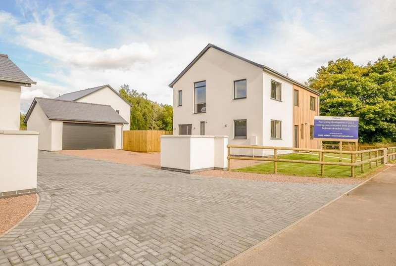 4 Bedrooms Detached House for sale in off Hampton Park Road, Hereford