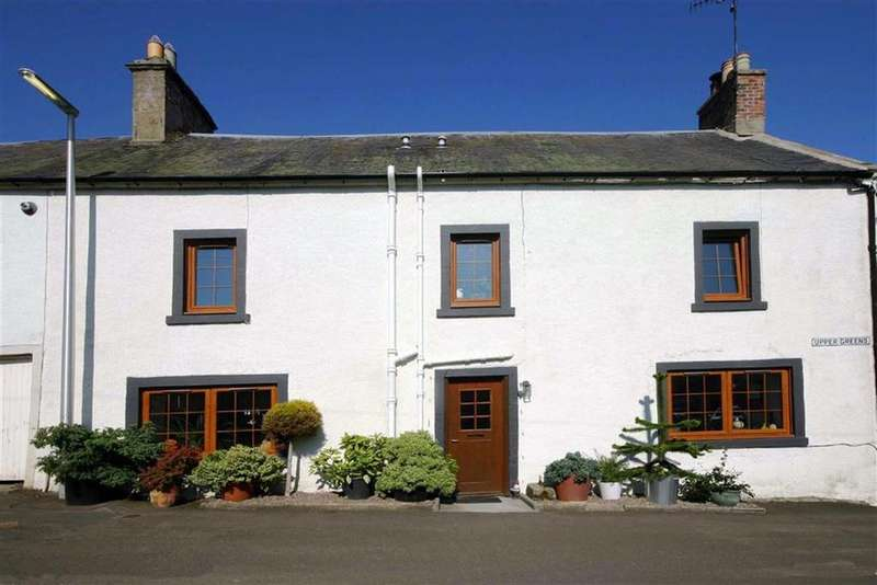 4 Bedrooms End Of Terrace House for sale in 1, Upper Greens, Auchtermuchty, Fife, KY14