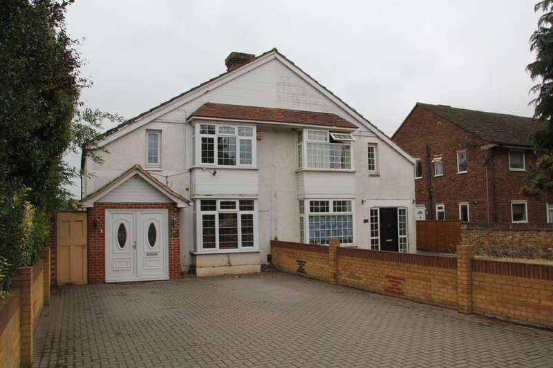 3 Bedrooms Semi Detached House for sale in London Road, Slough, SL3