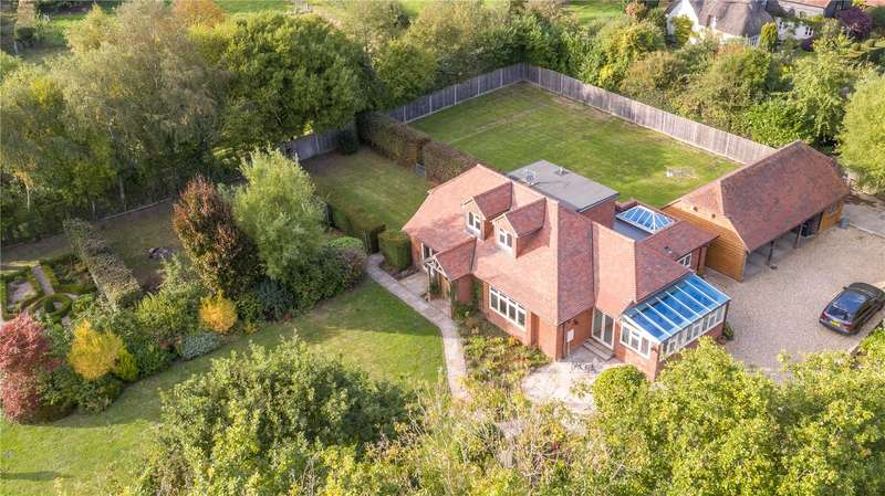 3 Bedrooms Detached House for sale in Bramshaw, Lyndhurst, Hampshire, SO43