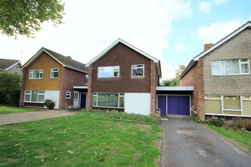 3 Bedrooms Link Detached House for sale in Springfield Park, Twyford, RG10