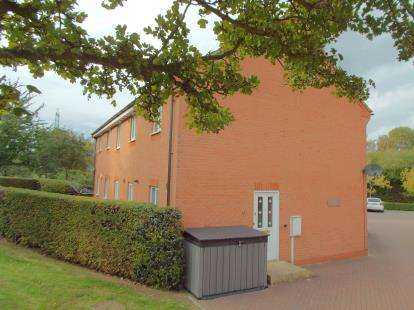 1 Bedroom Flat for sale in Barons Court, Barons Close, Leicester, Leicestershire