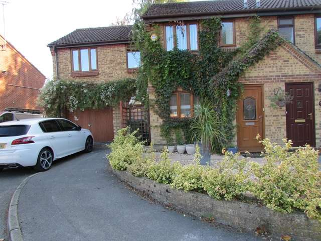 3 Bedrooms End Of Terrace House for sale in 9 Durley Mead, Forest Park, Bracknell