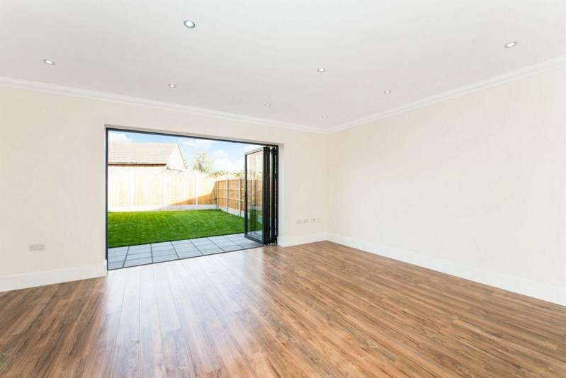3 Bedrooms Terraced House for sale in Caldy Road, Belvedere, DA17