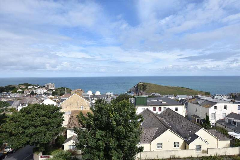 5 Bedrooms Terraced House for sale in Apsley Terrace, Ilfracombe