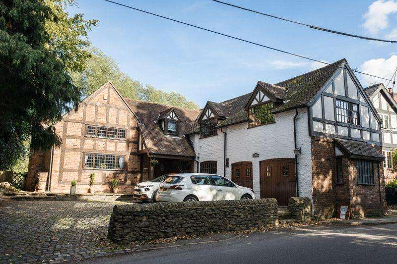 5 Bedrooms Unique Property for sale in The Coach House, Church Minshull