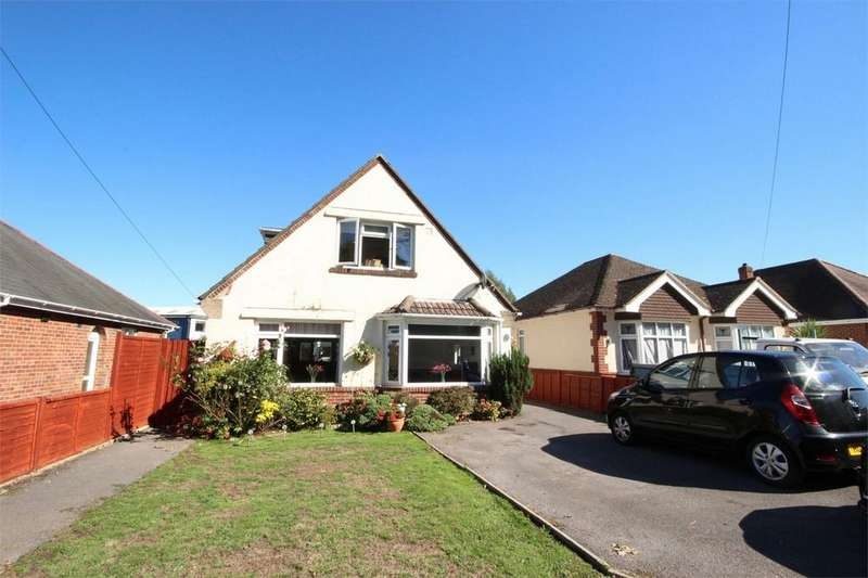 3 Bedrooms Chalet House for sale in Francis Avenue, BOURNEMOUTH, Dorset