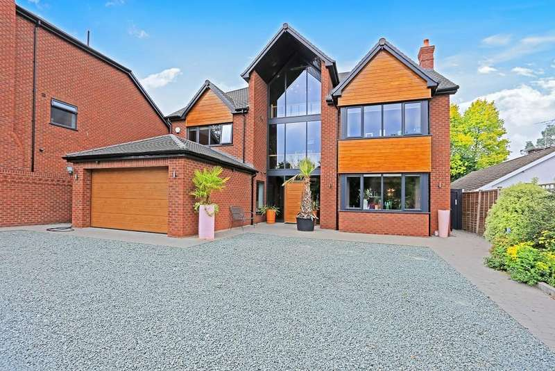 6 Bedrooms Detached House for sale in Grange Road, Solihull