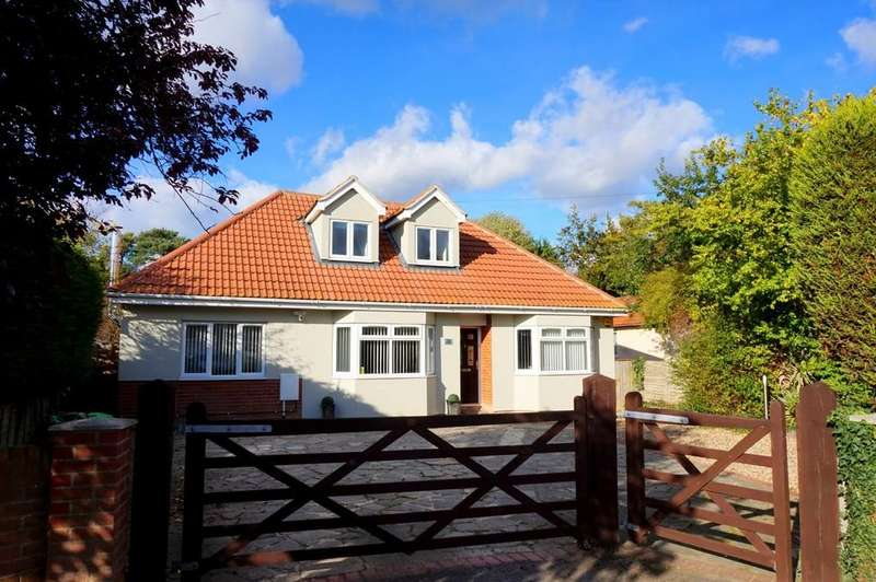 6 Bedrooms Detached House for sale in The Street, Capel St. Mary