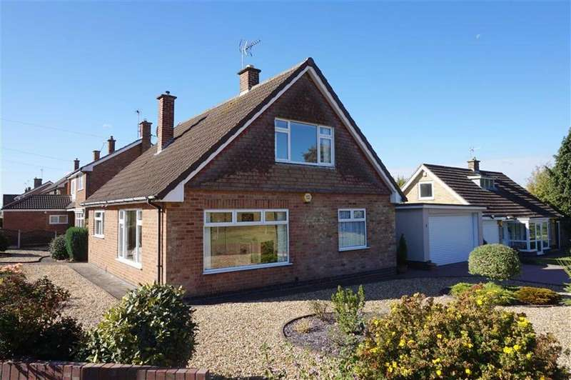 3 Bedrooms Bungalow for sale in Uppingham Road, Houghton On The Hill, Houghton-On-The-Hill Leicester, Leicester