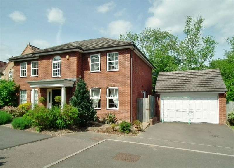 4 Bedrooms Detached House for sale in Timberley Gardens, Uckfield, East Sussex