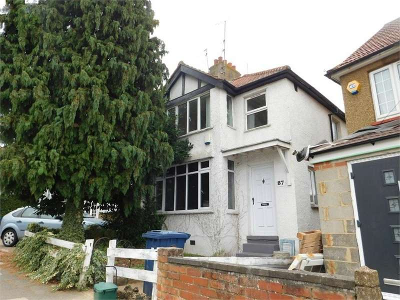 2 Bedrooms Ground Maisonette Flat for sale in Beechmount Avenue, Hanwell, LONDON