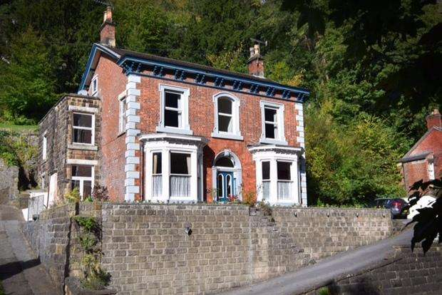 6 Bedrooms Detached House for sale in Heath Bank, 178 Dale Road, Matlock Bath, Matlock, DE4