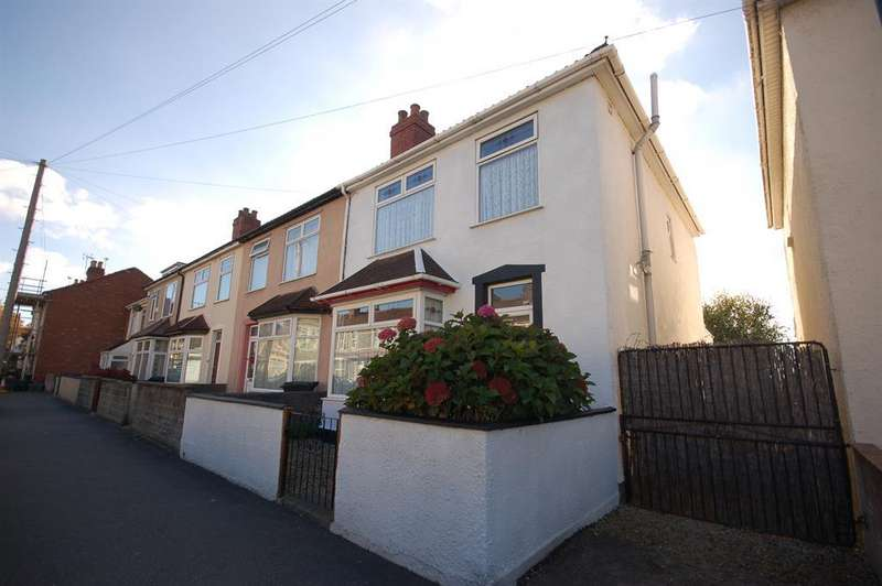 3 Bedrooms End Of Terrace House for sale in New Queen Street, Kingswood, Bristol, BS15 1DF
