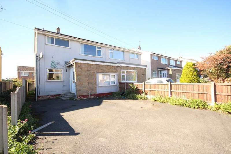 3 Bedrooms Semi Detached House for sale in Overton Close, Buckley, CH7