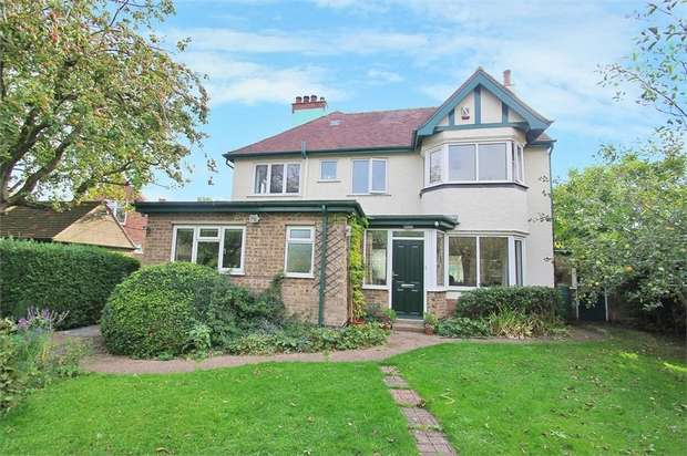 3 Bedrooms Detached House for sale in North Foreland Drive, Skegness, Lincolnshire
