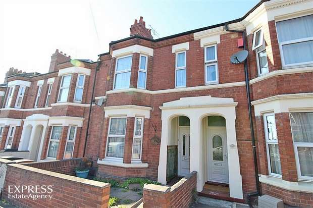 6 Bedrooms Terraced House for sale in Northumberland Road, Coventry, West Midlands