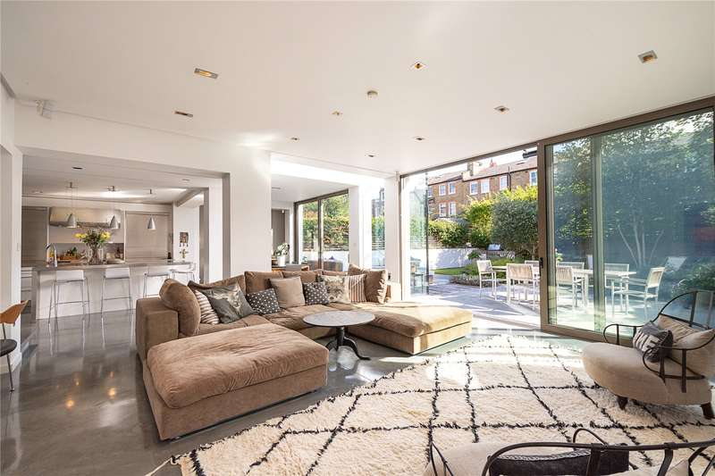 7 Bedrooms House for sale in Terrapin Road, London, SW17