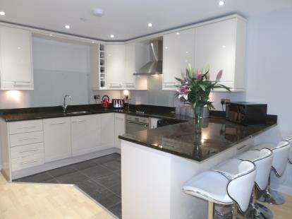 2 Bedrooms Flat for sale in Leicester Road, Quorn, Loughborough, Leicestershire