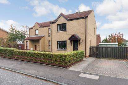 2 Bedrooms Semi Detached House for sale in Orchard Avenue, Ayr