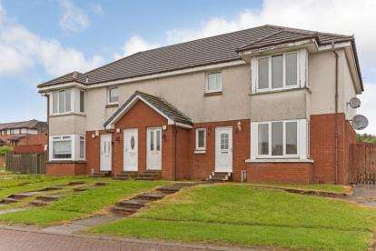 2 Bedrooms Flat for sale in Portree Place, Drumchapel