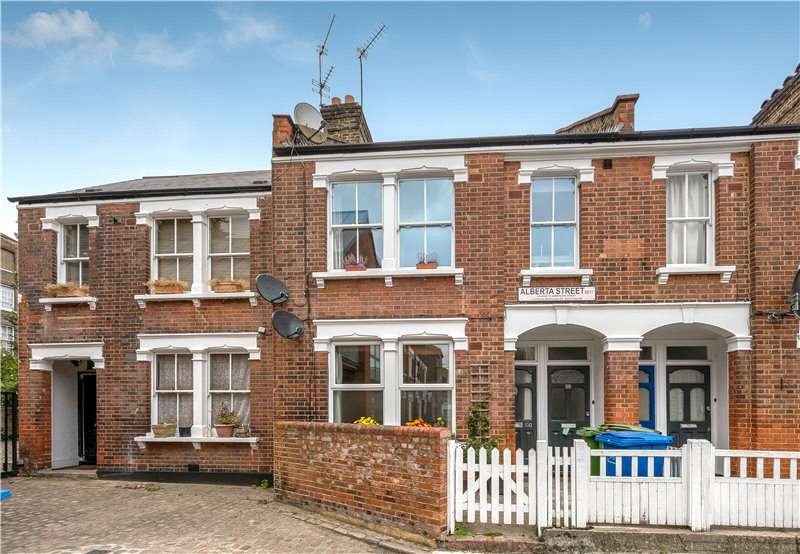 2 Bedrooms Flat for sale in Alberta Street, Kennington, London, SE17
