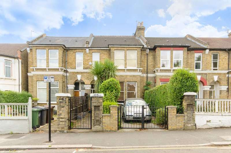 4 Bedrooms House for sale in Wallwood Road, Leytonstone, E11