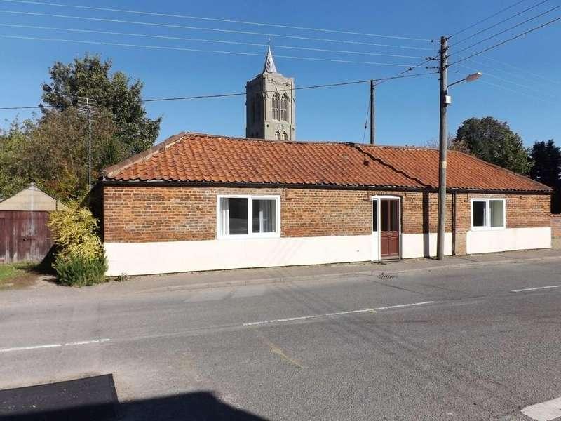 2 Bedrooms Detached Bungalow for sale in Gedney