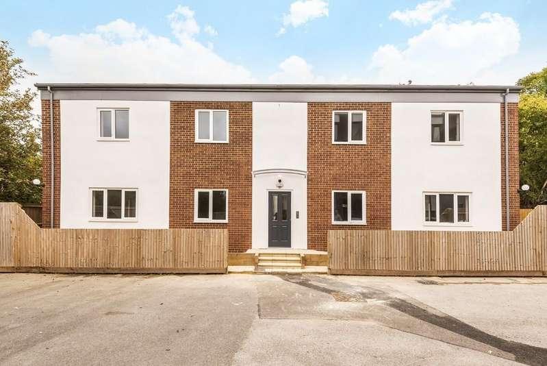 2 Bedrooms Apartment Flat for sale in Bessemer Road, Basingstoke
