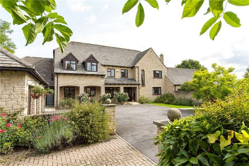 5 Bedrooms Detached House for sale in Churchill Gate, Woodstock, Oxfordshire, OX20