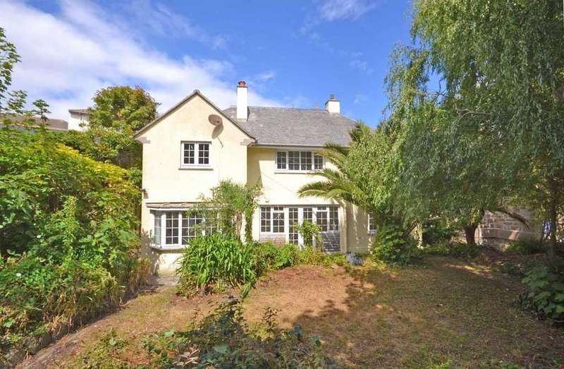 4 Bedrooms Detached House for sale in St Andrews Street, St Ives, West Cornwall