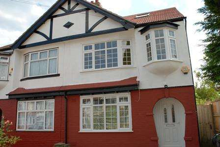 4 Bedrooms House for sale in Orpington Gardens, Edmonton, London N18