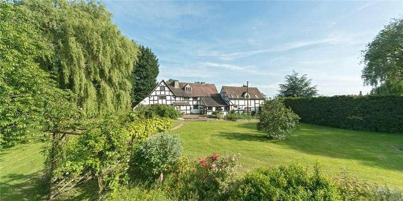 6 Bedrooms Detached House for sale in Braggington, Stratford-Upon-Avon, Warwickshire, CV37