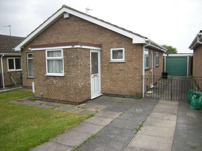 2 Bedrooms Bungalow for sale in Frome Avenue, Oadby, LE2