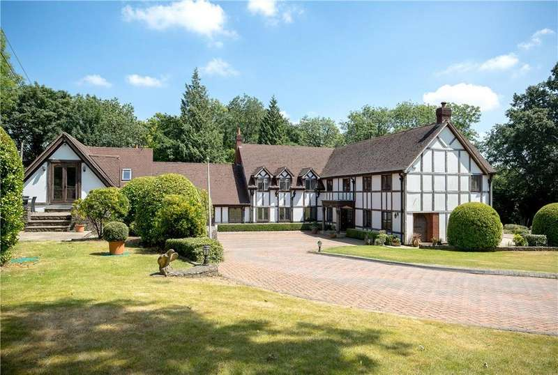 8 Bedrooms Detached House for sale in Cadbury Camp Lane, Clapton in Gordano, Bristol, North Somerset, BS20