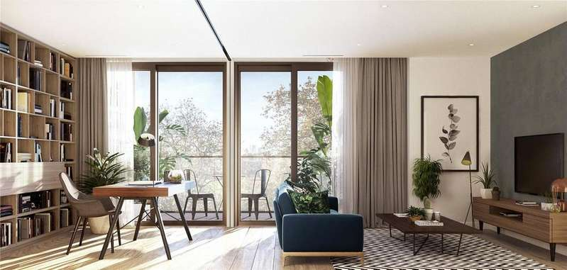 3 Bedrooms Flat for sale in The oTTo, Hackney, The Otto Buildings, E5