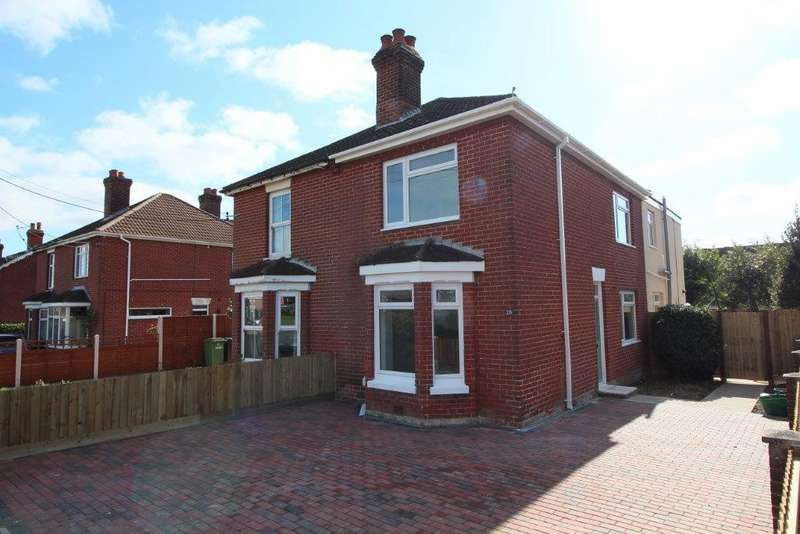 3 Bedrooms Semi Detached House for sale in Upper Northam Road, Hedge End SO30