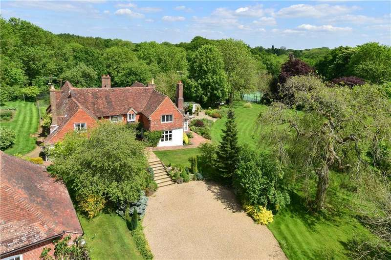 7 Bedrooms Detached House for sale in Church Green, Godalming, Surrey, GU8