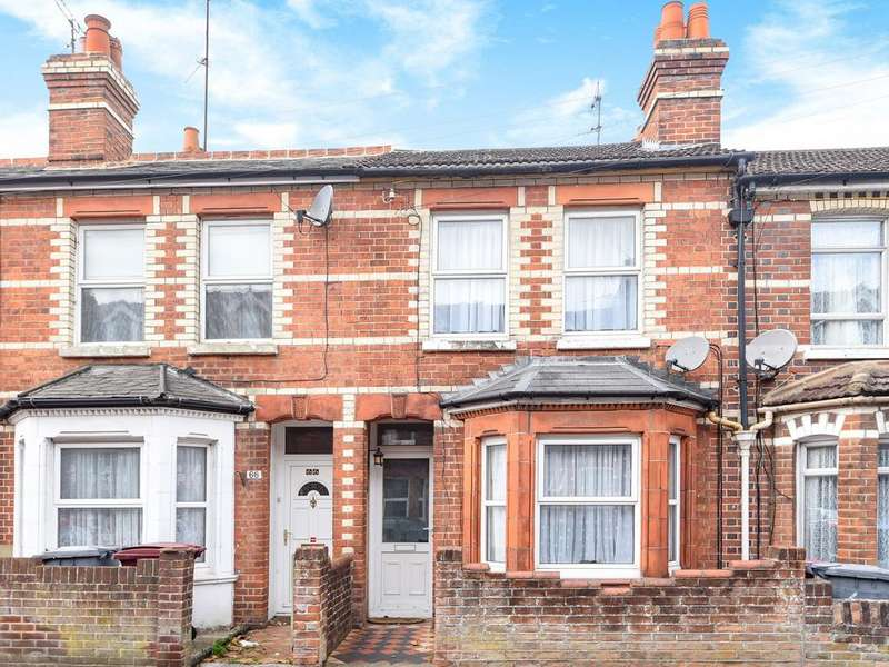3 Bedrooms Terraced House for sale in Kensington Road, Reading, RG30