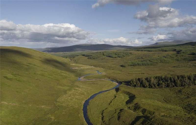 3 Bedrooms Farm House Character Property for sale in Lairg, Highland, IV27