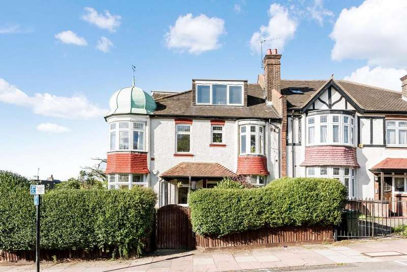 3 Bedrooms Flat for sale in Streatham Common North, Streatham