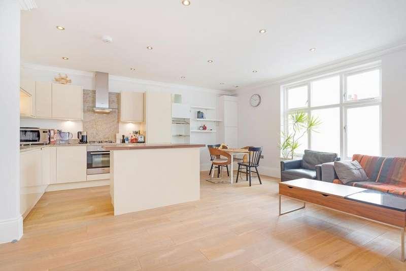 2 Bedrooms Maisonette Flat for sale in Brecknock Road, London, N7