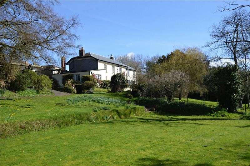 6 Bedrooms Detached House for sale in Zeal Monachorum, Crediton, Devon