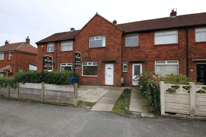 3 Bedrooms Terraced House for sale in Ruskin Avenue, Goose Green, Wigan, WN3 5LN